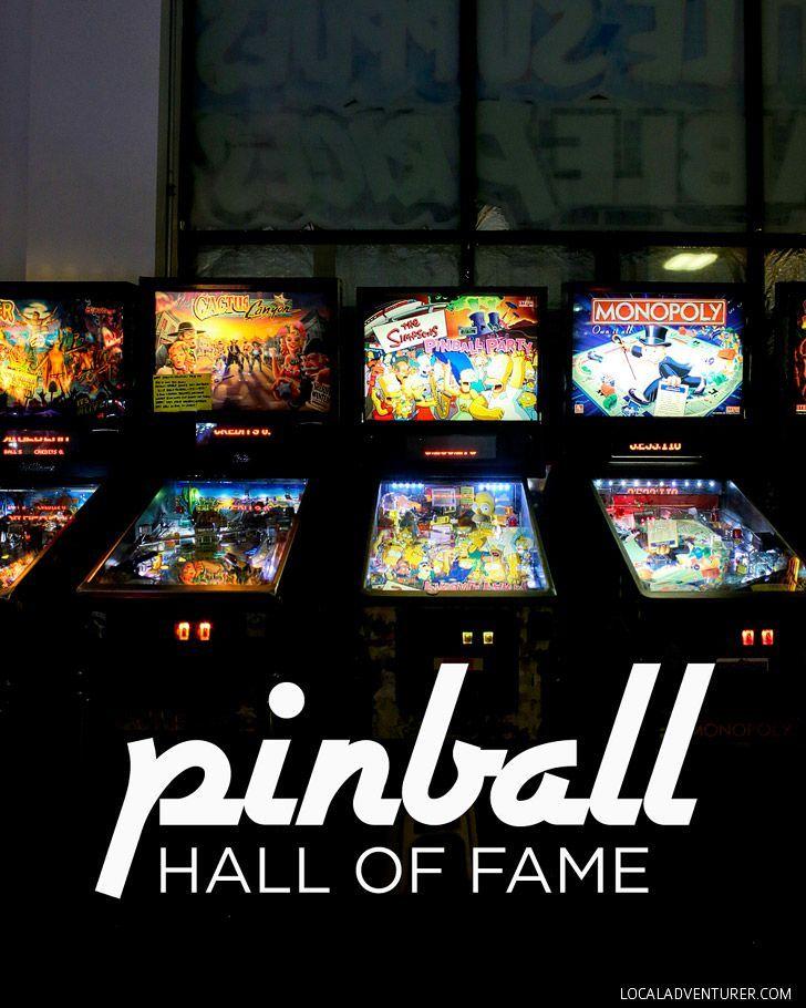 Las Vegas Pinball Museum - Pinball Hall of Fame: