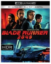 Warner officially announces Blade Runner: 2049 for Blu-ray 3D DVD & 4K Ultra HD on 1/16