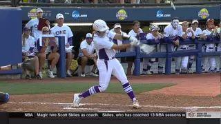 2015 NCAA Softball WCWS – game #5 – Florida vs LSU - YouTube
