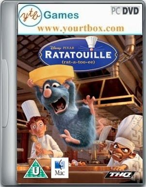 Ratatouille Free Download for PC | FullGamesforPC