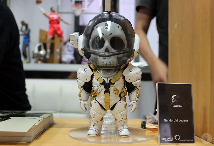 Hideo Kojima's new company, the reborn Kojima Productions, unveiled its official mascot earlier this year. Named Ludens, the skull-faced…