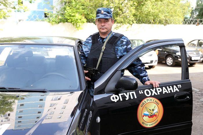 Охрана мвд россии красноярск