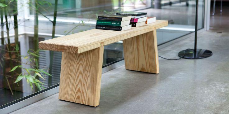 Menegatti Lab #Functionals Bench Wood #panca