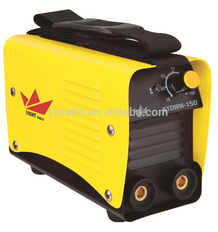 Portable Single PCB ARC Welding Machine 120A IGBT Inverter MMA Welder