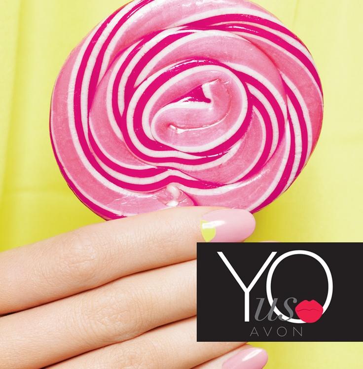 #YoUsoAvon porque me ayuda a expresar el color que hay en mi con su línea de maquillaje Color Trend