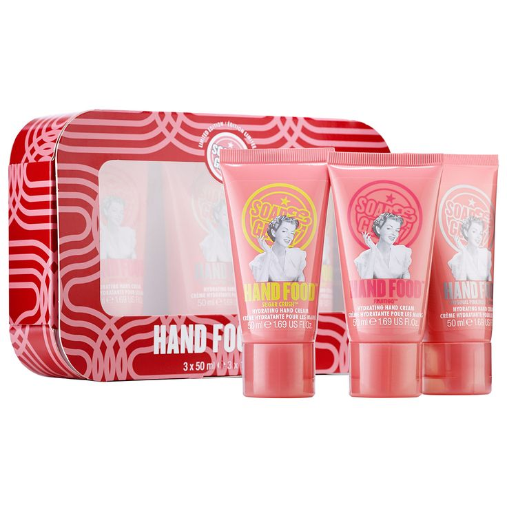 Hand Food™ Trio - Soap & Glory | Sephora