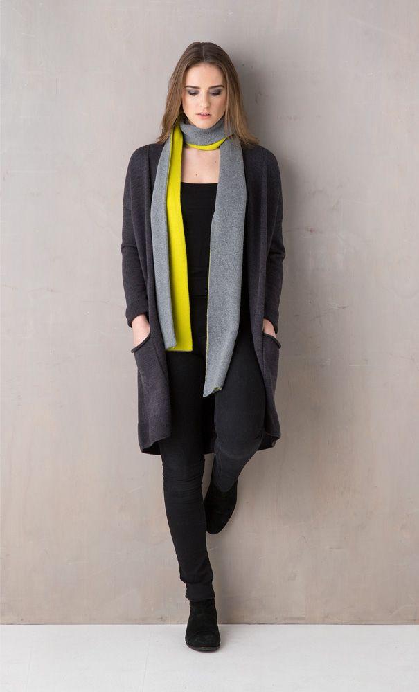 Uimi - Australian Made Knitwear - Wear Winter 15 www.uimi.com.au