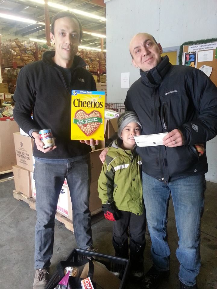 Thanks to everyone that helped Ottawa Food Bank this season!   We collected a variety of cash and over 70lbs of donations from our customers. Our soup drive is over, but help is still needed.   Info here: http://www.ottawasun.com/2013/12/26/ottawa-food-bank-still-needs-support-to-make-it-through-holidays  Just a reminder; no deliveries the first week of January. Check out www.scratchkitchen.com to plan your next order.  Thanks #Ottawa!