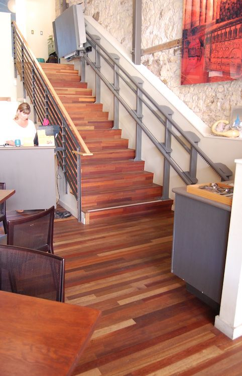10 best images about terramai reclaimed wood stairs no for Terramai flooring