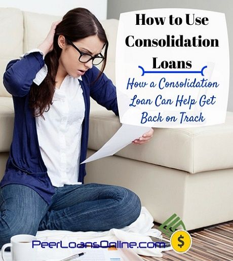 Don't get locked out of improving your finances just because of a bad credit score. Tips on using a consolidation loan to lower your interest rate and save money along with getting all your debt under control.
