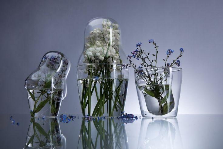Matroska Set Glass by  Maxim Velčovský — Qubus