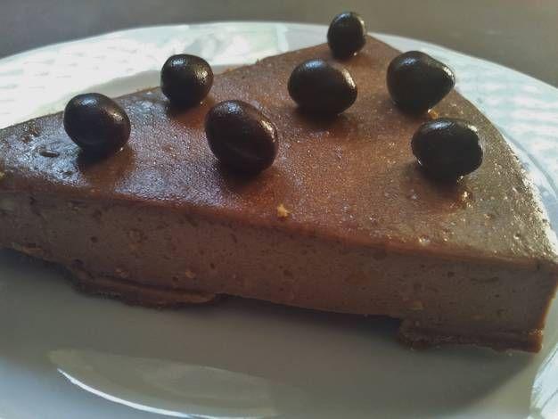 Tarta Ferrero Rocher fácil