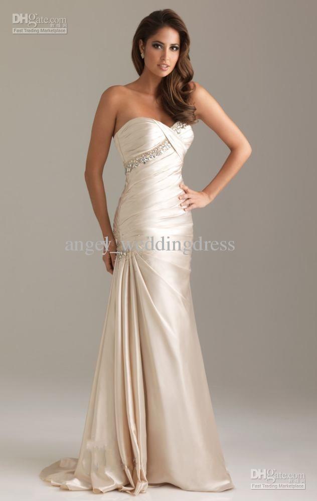 17 best Wedding dresses images on Pinterest | Wedding frocks ...
