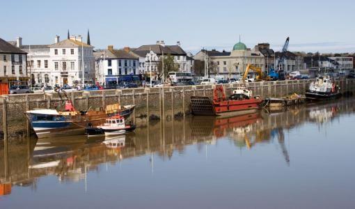 Bideford Quay