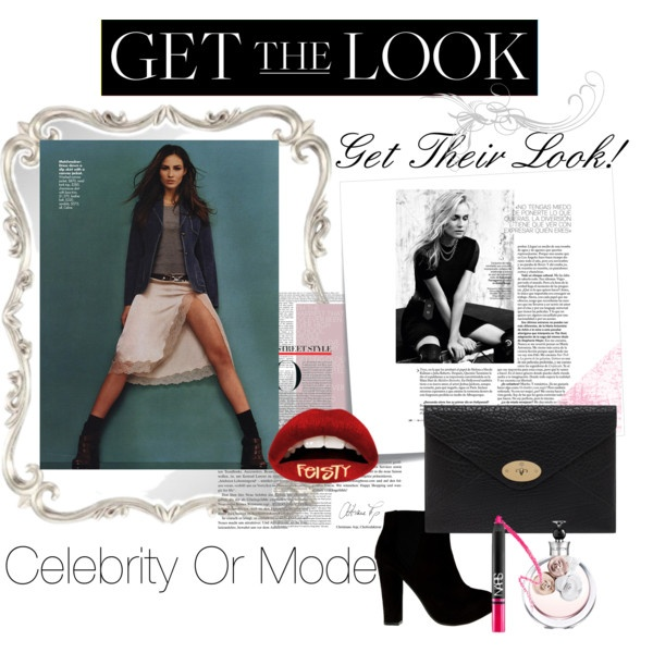 steal their look! by salsabilathamrin on Polyvore