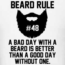 Beard Makes Men Hot All Year Long From Beardoholic.com
