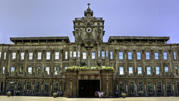 The University of Santo Tomas | 54 Fantastic Everyday Scenes From The Philippines