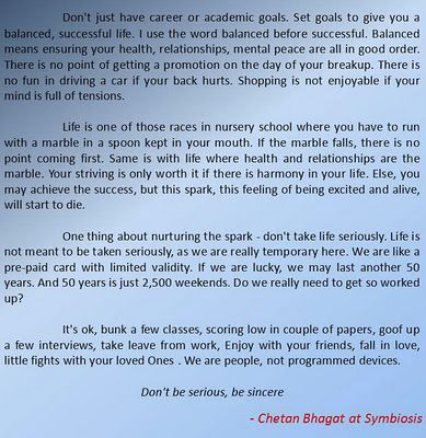 essay on words of wisdom by chetan bhagat Few authors have captured the popular mood like chetan bhagat through his  best-selling books he's now parlayed that into a cottage industry,.