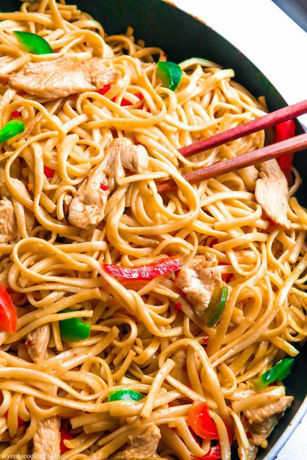 Pin On Asian Noodle Recipes