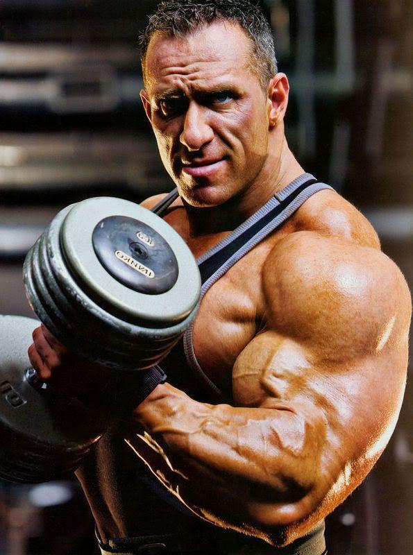 German Muscle Giant