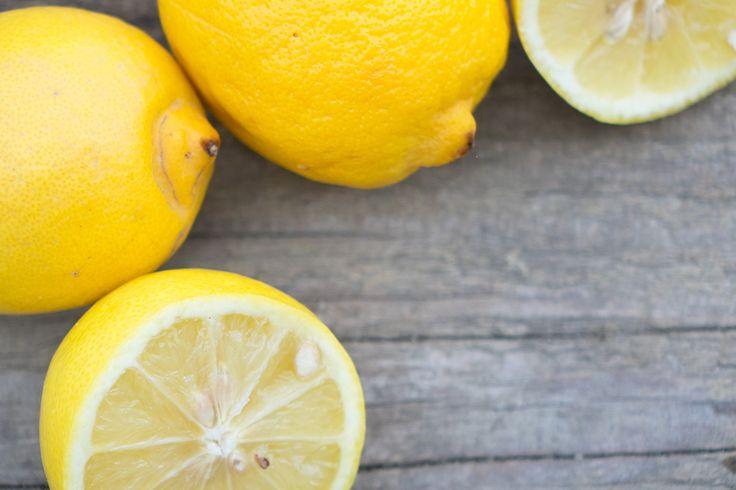 13 sposobów zastosowania cytryny w sprzątaniu