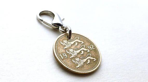 Estonian Zipper charm Zipper pull Women's accessory