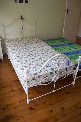 King Single Girls Bed, Mattress and Trundle Bed