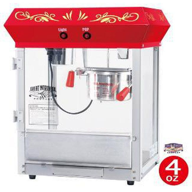http://rubies.work/0149-ruby-rings/ Great Northern 6112 4-oz Foundation Popcorn Machine