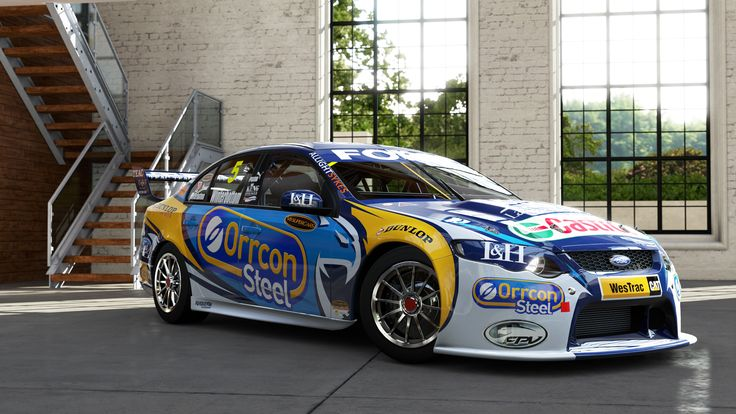 2001 Ford Falcon V8 Supercar: 160 Best Images About Ford Falcon Australia On Pinterest