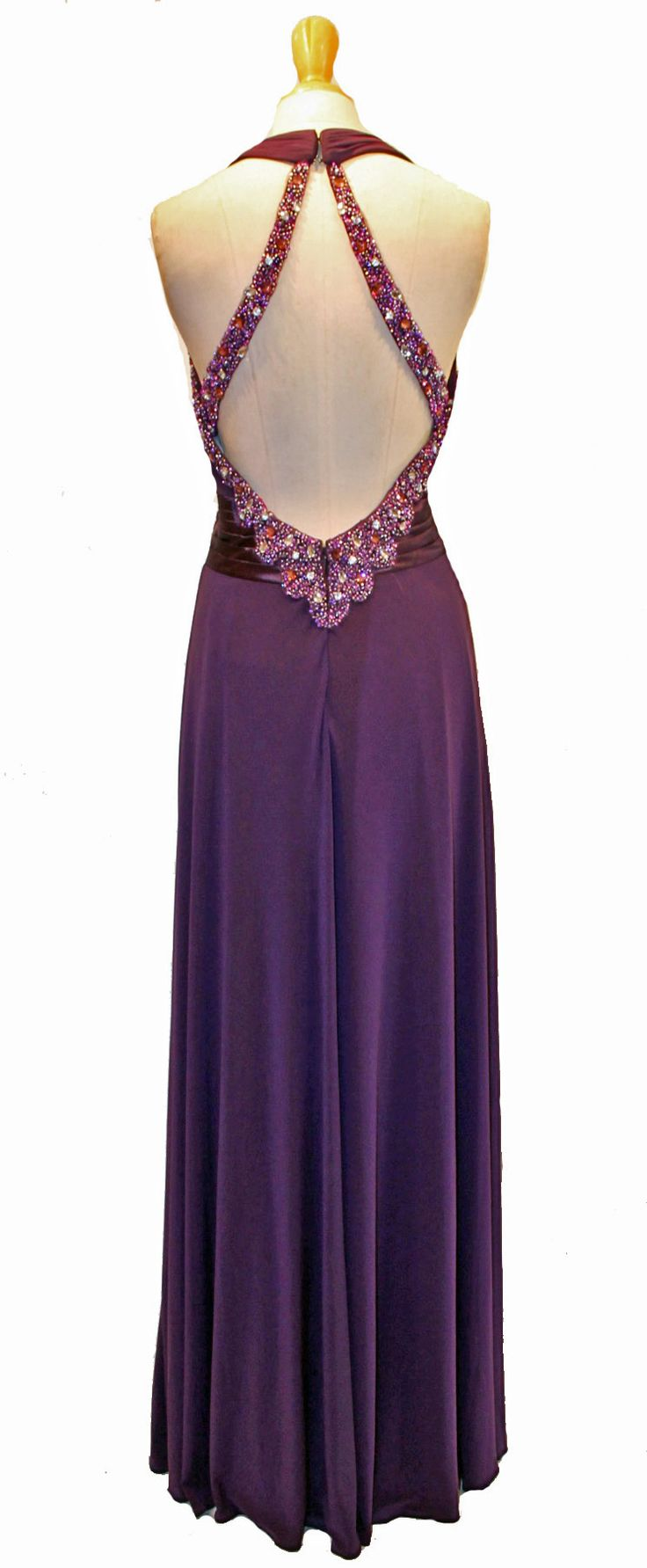 17 best Purple Prom Dresses images by Walk in Wardrobe on Pinterest ...