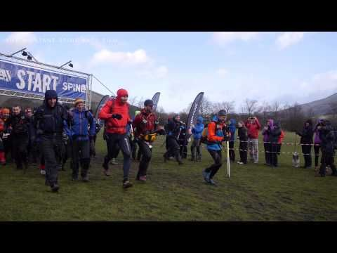 The Spine Race 2015: 'The camera became my little friend' | Life and style | The Guardian