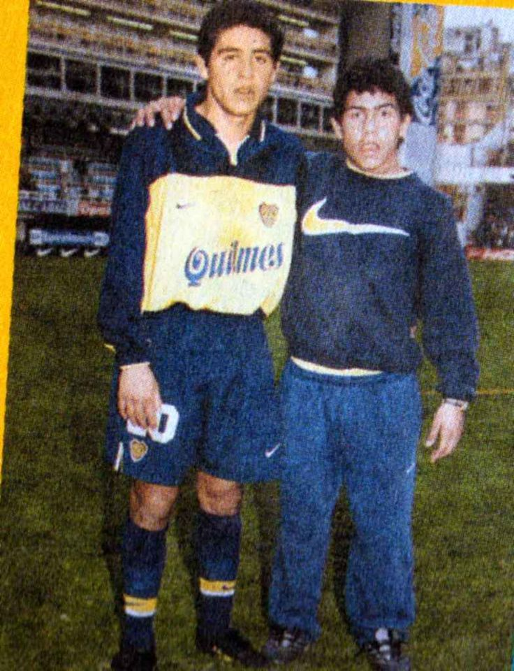 Riquelme & Tevez - Boca Juniors