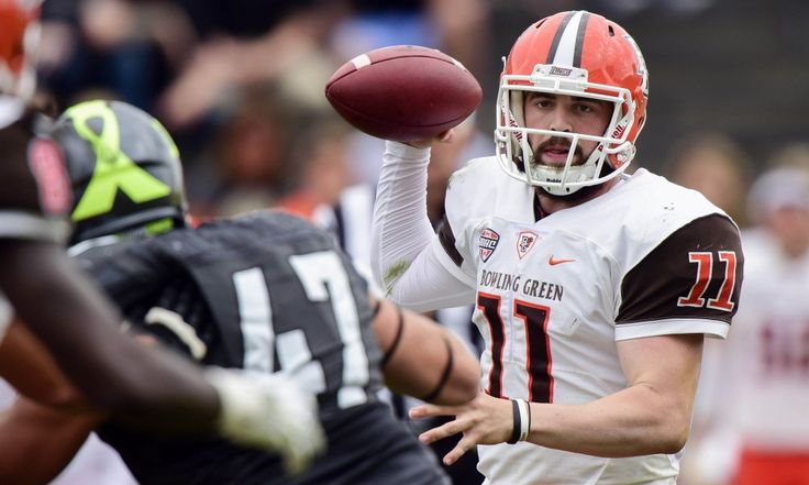Ohio Bobcats versus Bowling Green Falcons College Football Real Money Fantasy Picks 11-4-2015