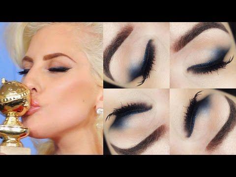 Tutorial - maquiagem da Lady Gaga no Globo de Ouro » Pausa para Feminices
