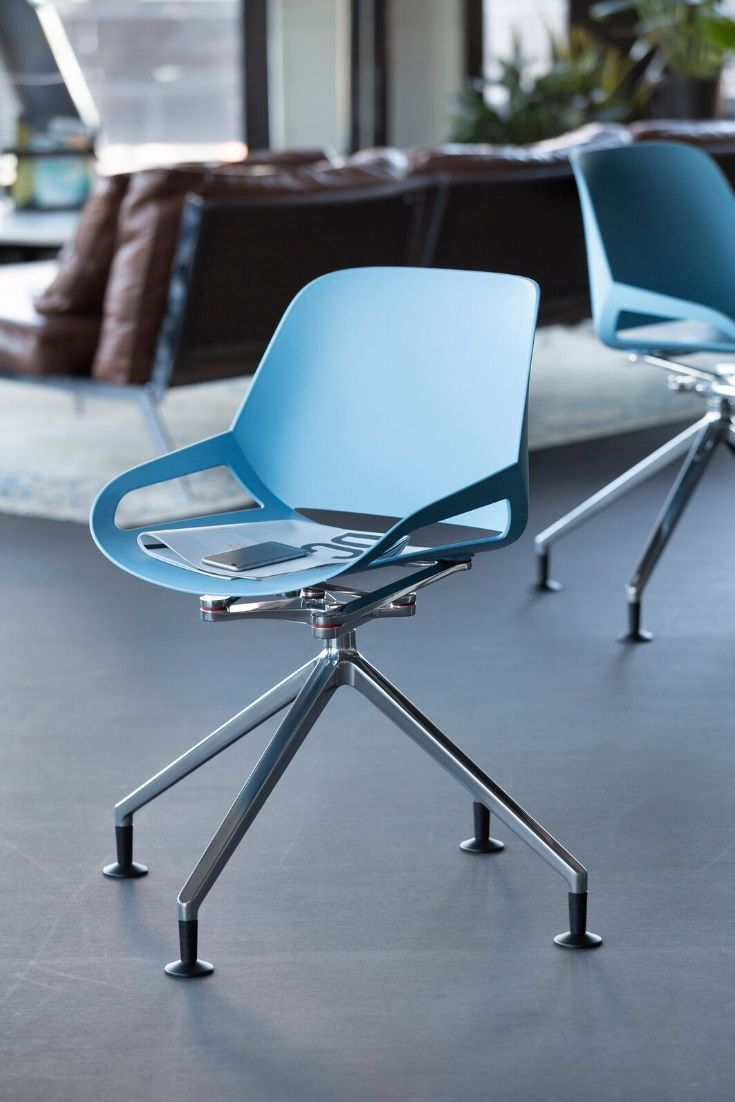Ein Stuhl Mit Viel Bewegung Numo In 2020 Mit Bildern Burostuhl Stuhle