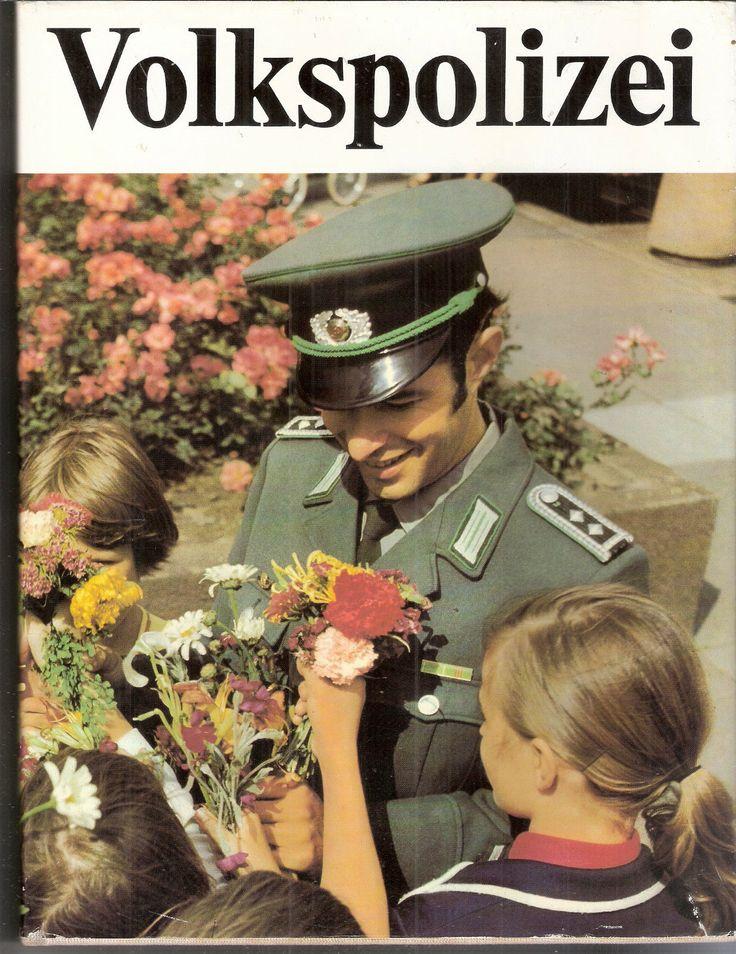 DDR Buch - Volkspolizei - 1980 | eBay