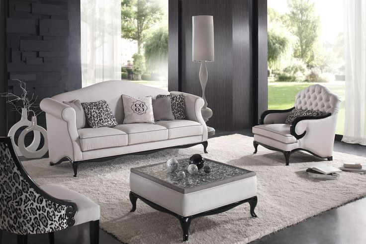 LOUNGE Set COCOHOME by G&G ITALIA