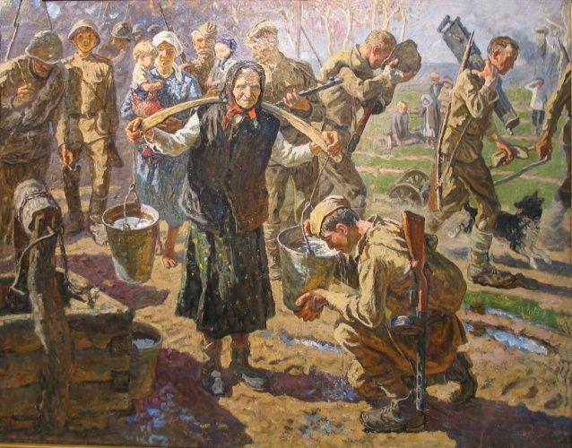 """Дорогами войны"""