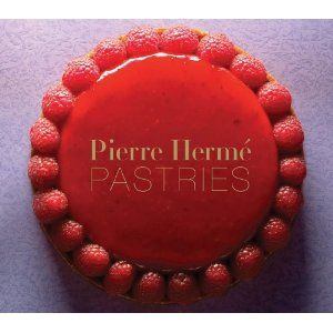 Great Master Pastry Chef, Pierre Herme has a book out in English! Can't wait to buy this one! I always wanted to get one of his books.