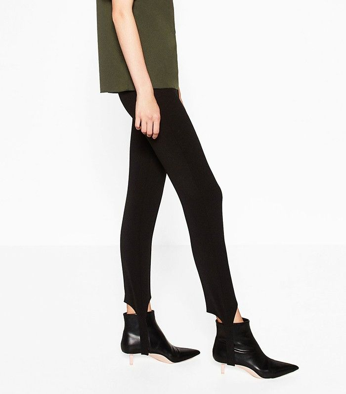 It's Official: Stirrup Leggings Are Cool via @WhoWhatWear