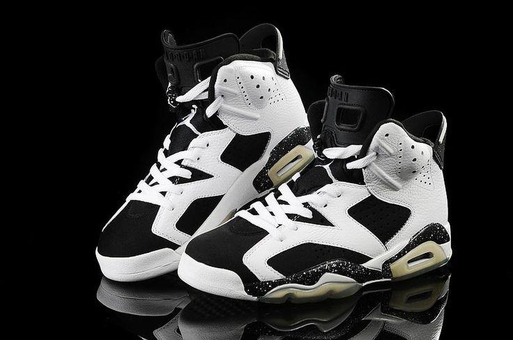 Perfect Air Jordan 6 Retro Oreo - 2014 Cheap Nike Shoes,Cheap Jordan Shoes,Jerseys, Sunglasses, Hats, Handbags