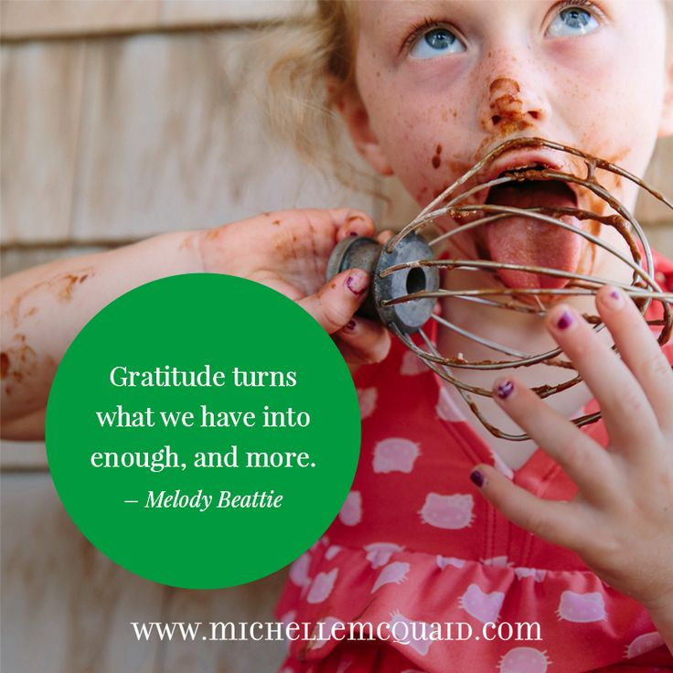 Gratitude turns what we have into enough, and more. - Melody Beattie #strengths #gratitude #quote