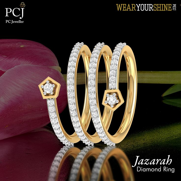 Inspired by the famous twirly fashion trend, WearYourShine.com brings you he Jazarah Diamond Ring. Encompassing bedazzling design sensibility from the West, it is a rare piece in our new collection from ‪#‎twirlyz‬. #Fashion #Jewellery #Ring #Jewels #Trends #Style #Accessories #Jewelry #Blog #Shine