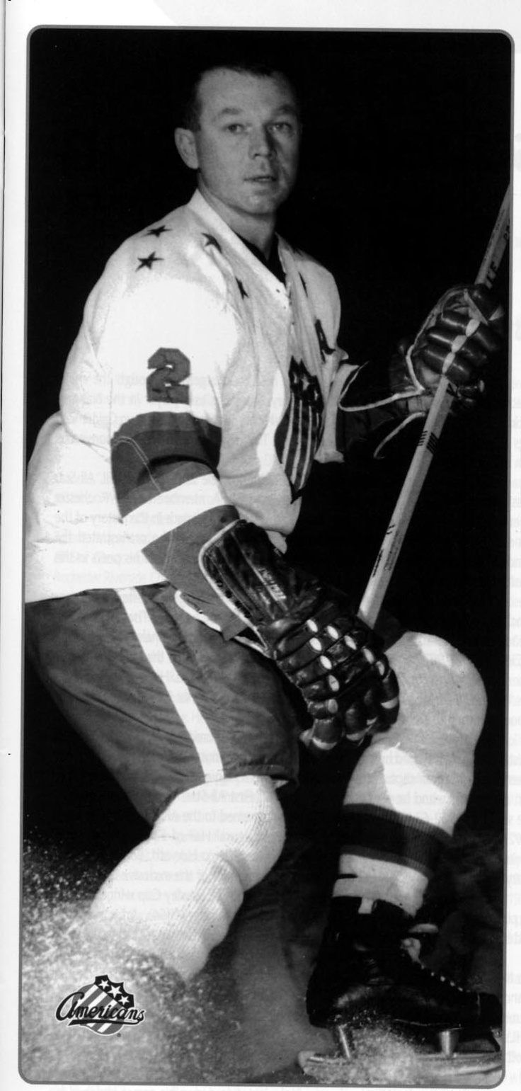 Don Cherry, Rochester Americans