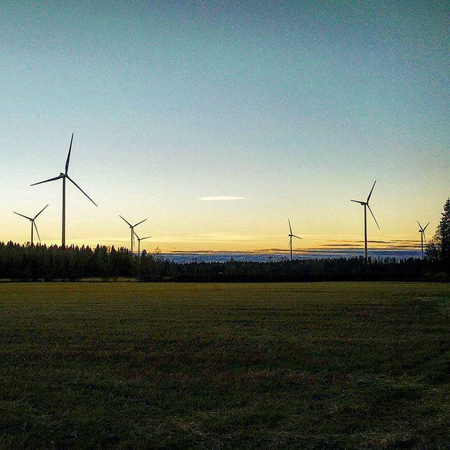 Torkkolan tuulivoimapuisto Vähäkyrö
