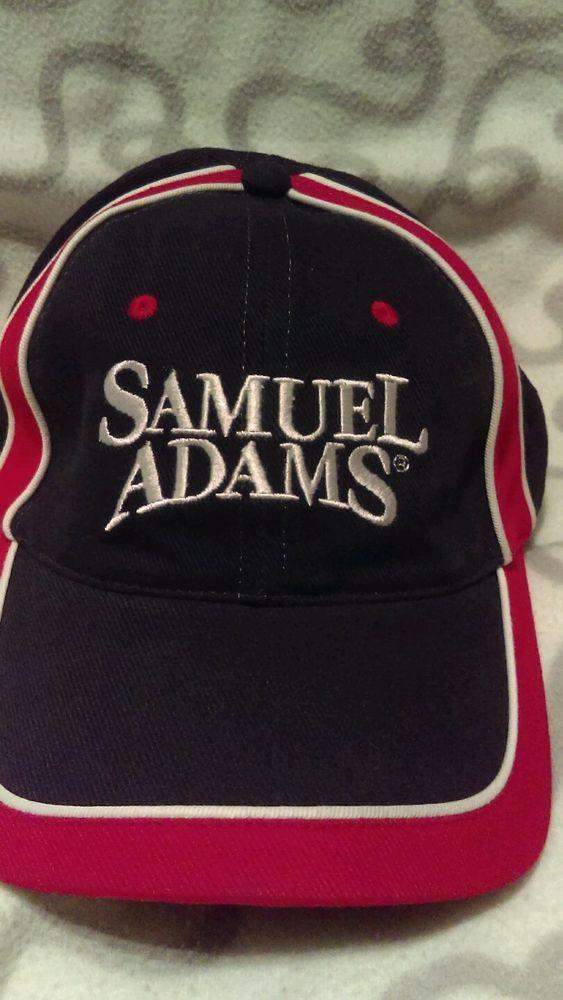 Samuel Adams Beer Boston Lager Baseball cap by Top of the Line Adjustable strap | eBay