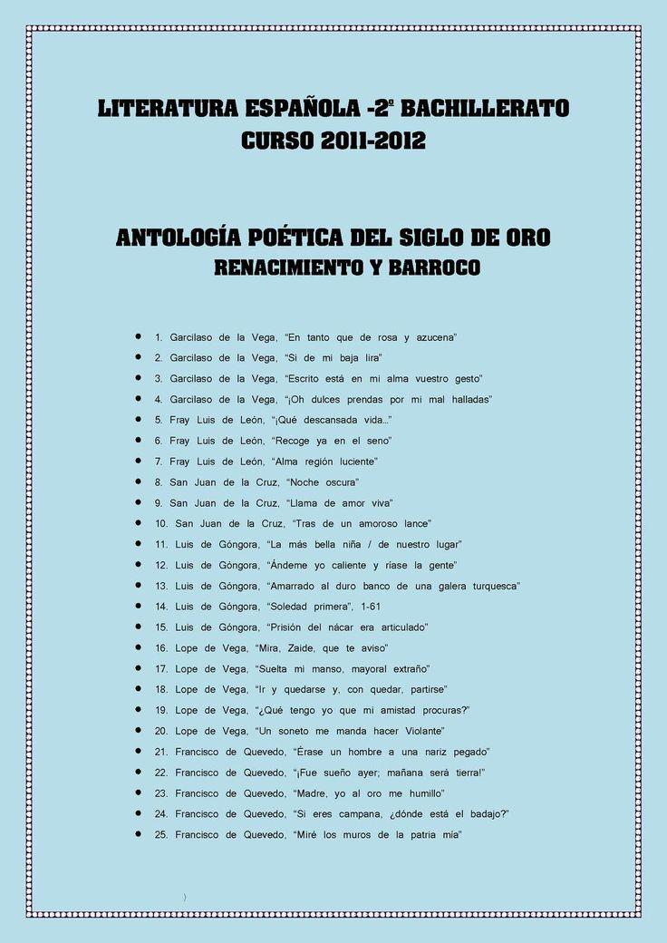siglo de oro barroco pdf