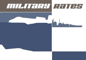 great site for military discounts & basic military information