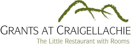 Grants at Craigellachie Guesthouse Accommodation - Logo
