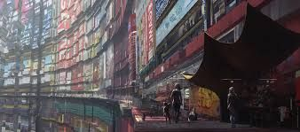 「real life cyberpunk city」的圖片搜尋結果